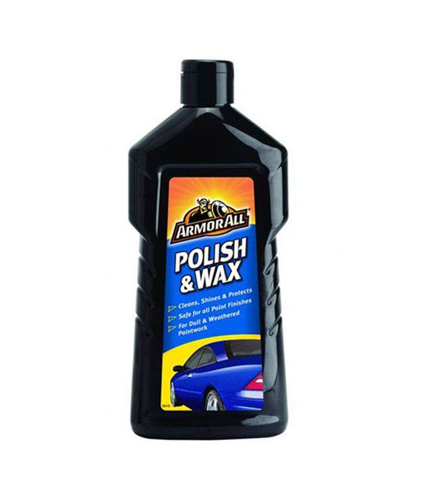 Armor All - Polish & Wax - 500ml