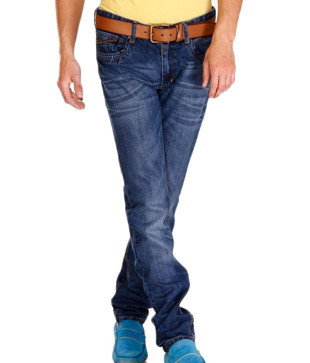 Jogur Blue Faded Jeans