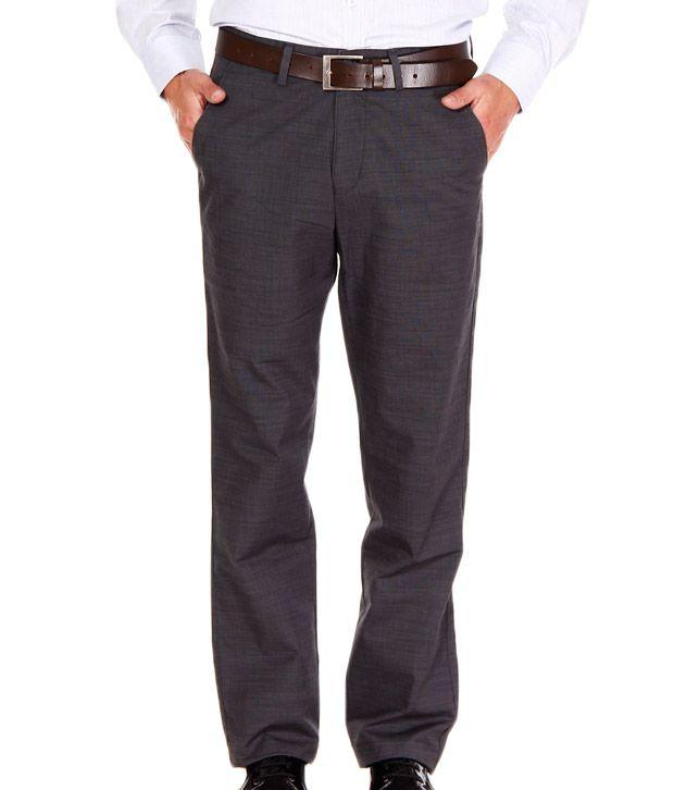 Jogur Dark Grey Trouser