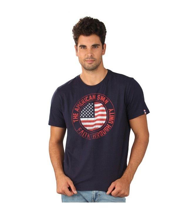 American Swan Navy Notorious Norfolk T-Shirt