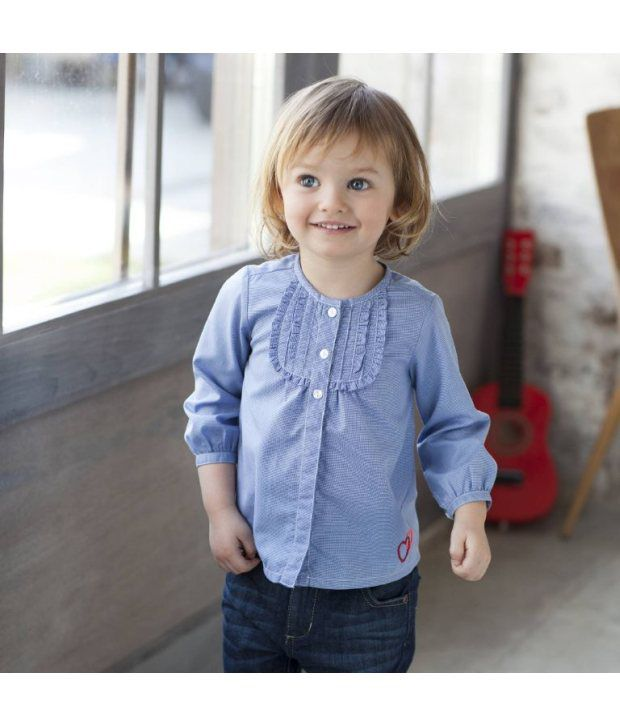Shoppertree Girl long Sleeve Top (T) For Kids