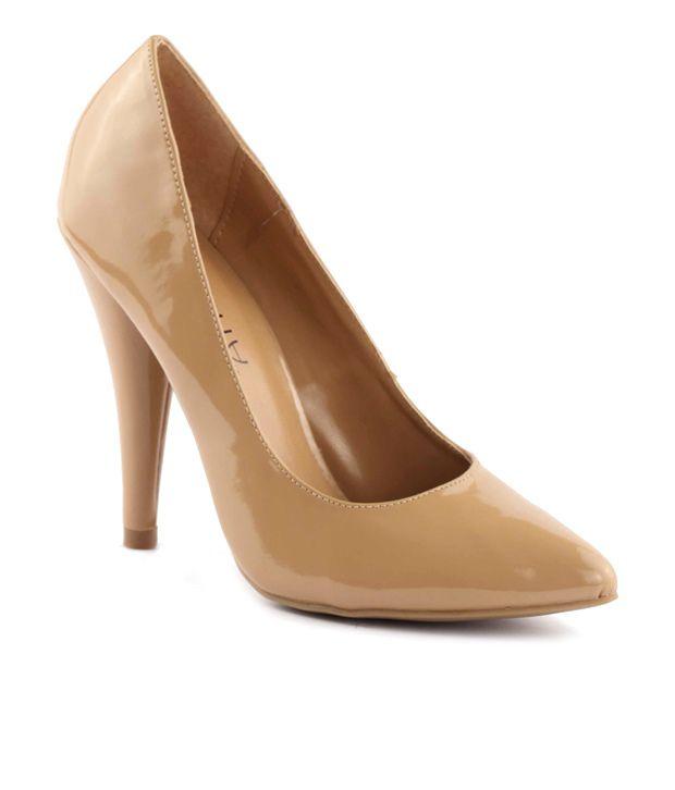 Buy Nude Heels | Tsaa Heel