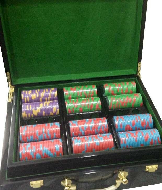 Casinoite - Premium Poker Chipset Mostro