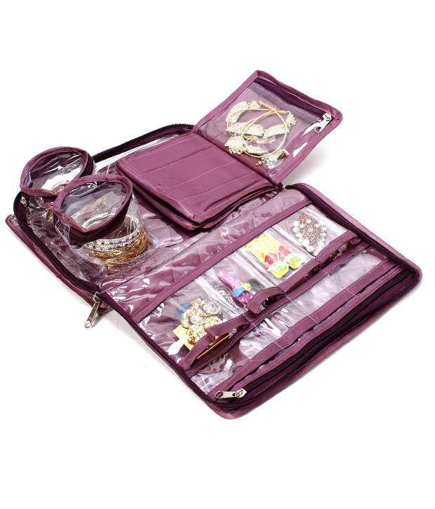 A-Maze Purple Travel Case