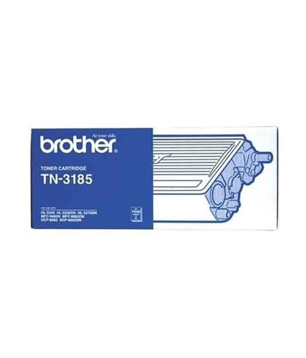 Brother TN 3185 Toner cartridge (Black)