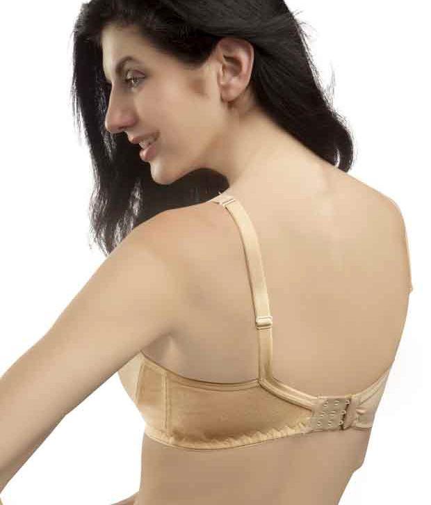 c157456996b Buy Tweens Plus-Size Skin Non-Padded Bra Online at Best Prices in ...