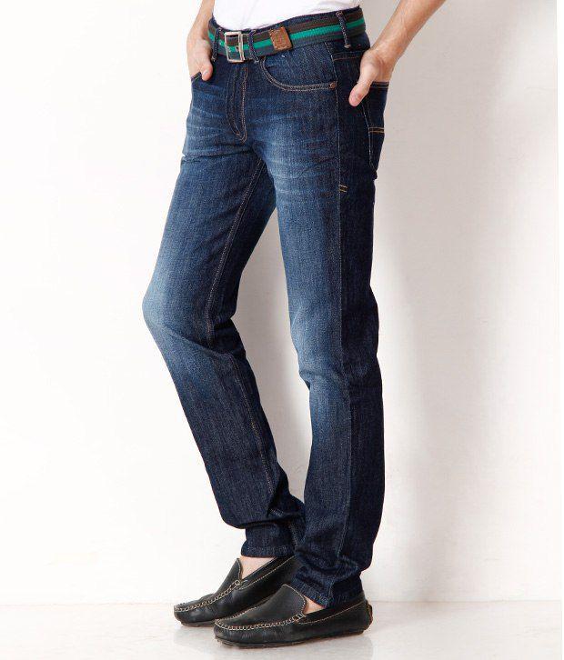 Newport Elegant Blue-Rinse Jeans