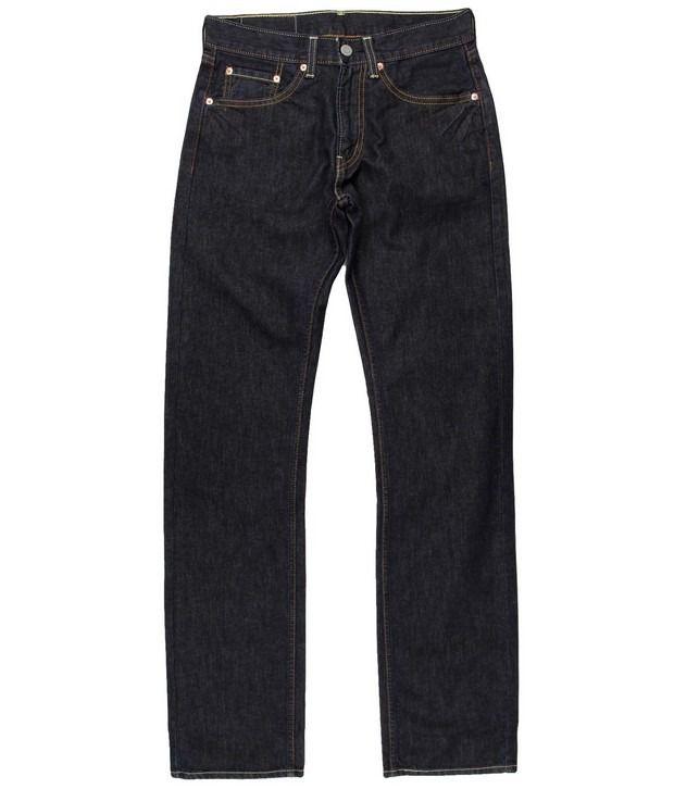 Levis Black Basic Jeans