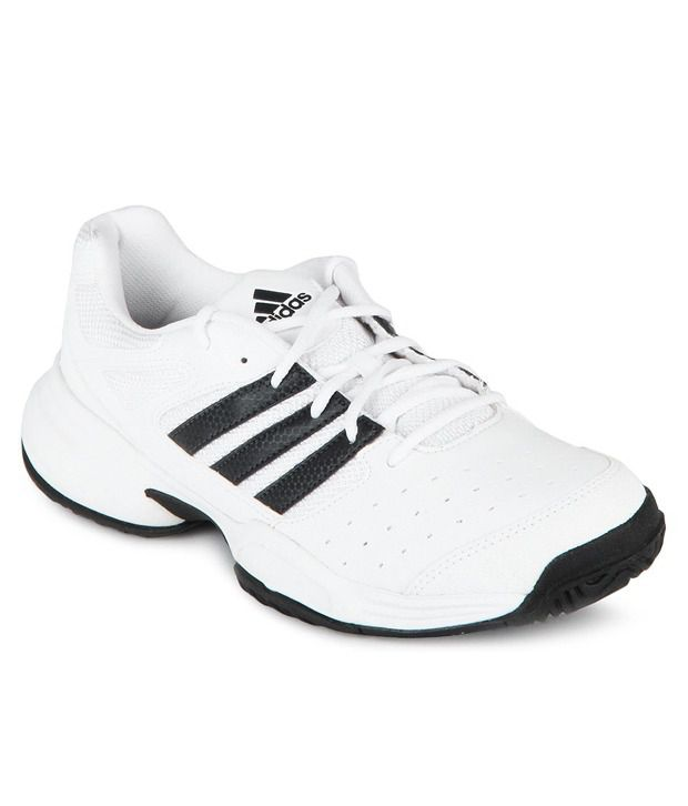 Adidas Swerve Str 2 White Tennis Shoes ...