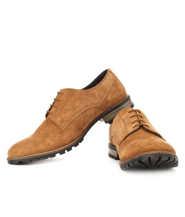 fe15e92a827 Lee Cooper Rugged Brown Casual Shoes - Buy Lee Cooper Rugged Brown Casual  Shoes Online at Best Prices in India on Snapdeal