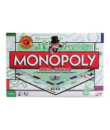 Funskool Monopoly India Edition