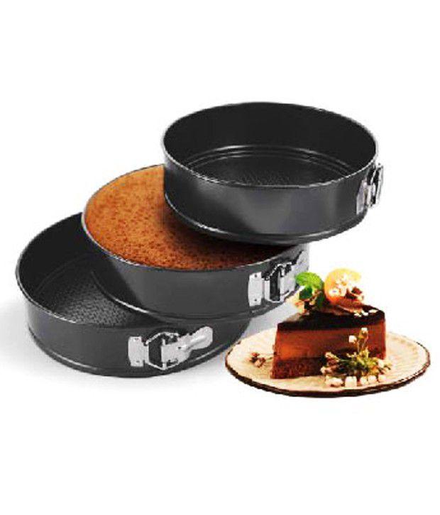 Alda Spring Form Cake Tin Set - 3 Pcs.