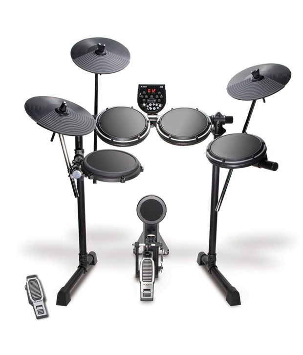 alesis dm6 usb electric drum kit buy alesis dm6 usb electric drum kit online at best price in. Black Bedroom Furniture Sets. Home Design Ideas