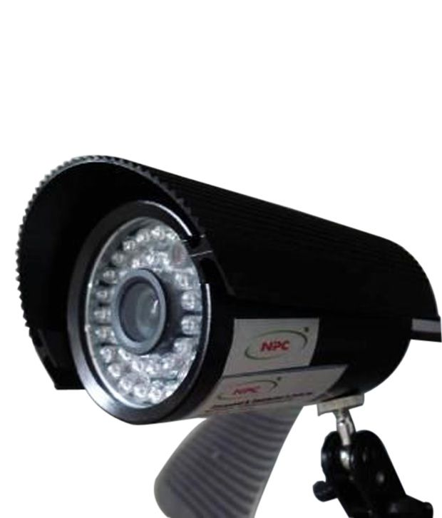 NPC 540TVL IR 36 LED 3.6mm Lens Night Vison Weather Proof Camera