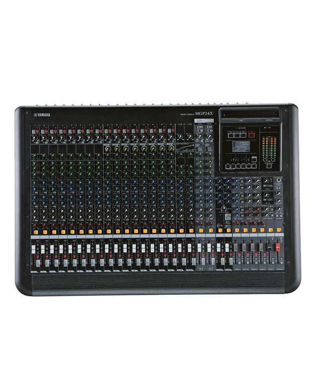 Yamaha MGP24X - 24 Channel/4-bus Analog Mixer w/ 16 Mic/24...