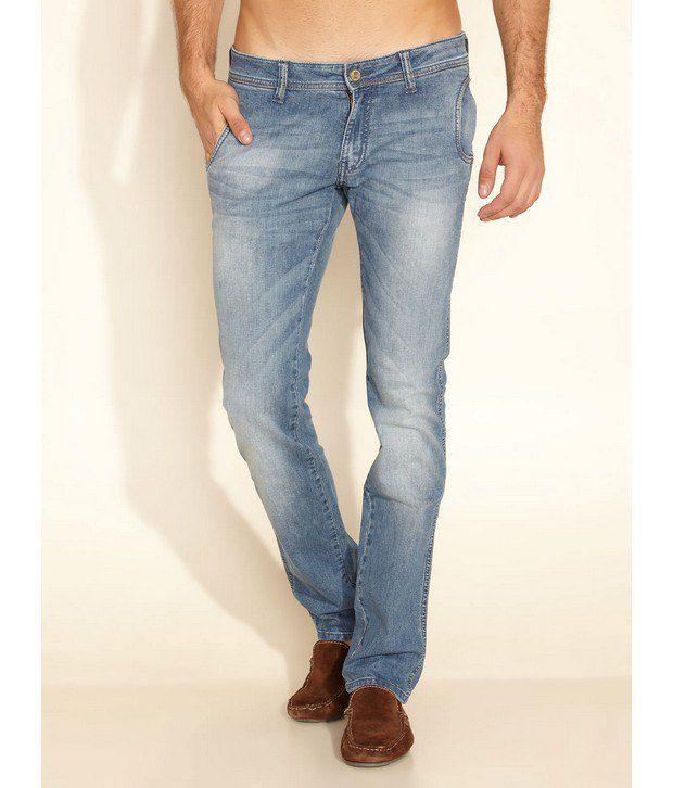 Wrangler Dark Blue Wrangler Patrick  Regular Jeans