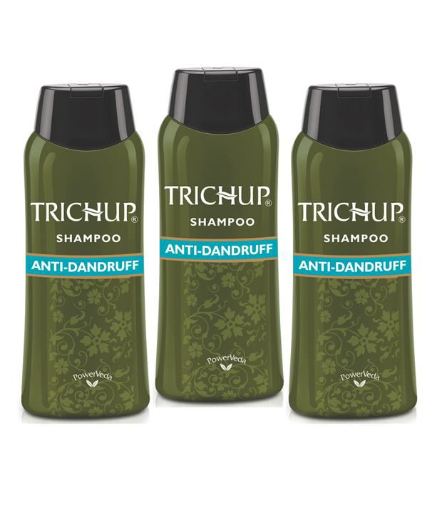 Trichup Shampoo 200 ml Pack of 3