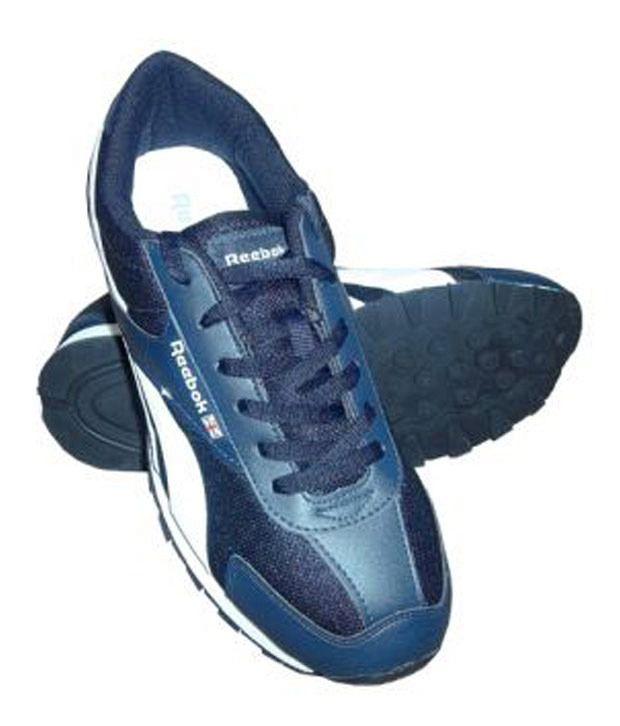 Reebok Aviator Blue Sports Shoes