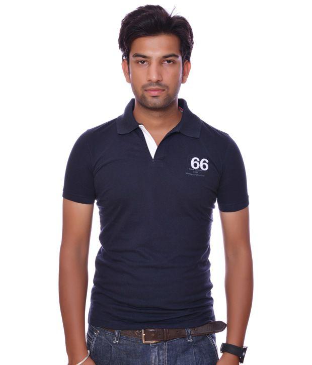 Duke cool navy polo t shirt buy duke cool navy polo t for Cool polo t shirts