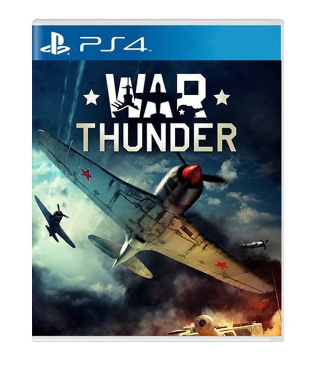 buy war thunder ps4 online at best price in india snapdeal. Black Bedroom Furniture Sets. Home Design Ideas