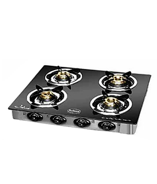Padmini CS-4GT Jalwa 4 Burner Gas Cooktop