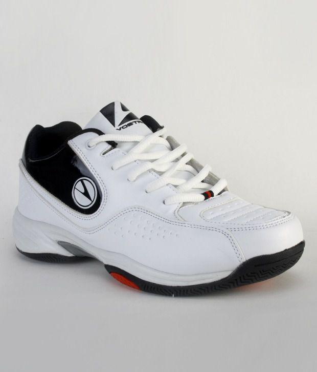 Vostro Tough White Sports Shoes