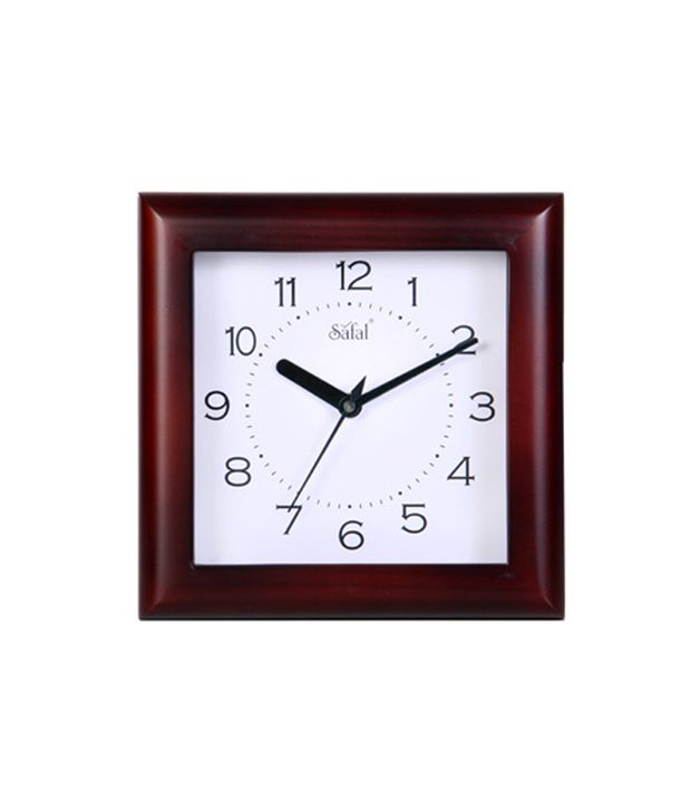 1 on safal small kitchen clock on snapdeal