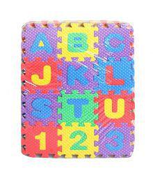 Vishwas Eva Puzzle Mat Set of Two