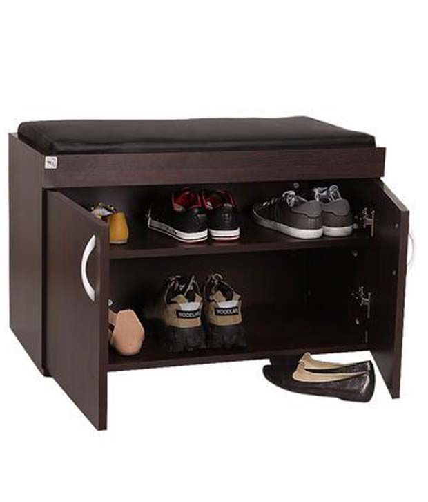 Buy Shoe Rack With Seat