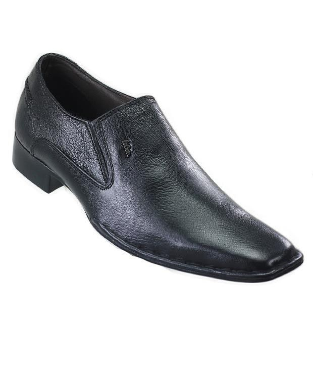 0b5c06cec Lee Cooper Black Formal Shoes Price in India- Buy Lee Cooper Black Formal  Shoes Online at Snapdeal