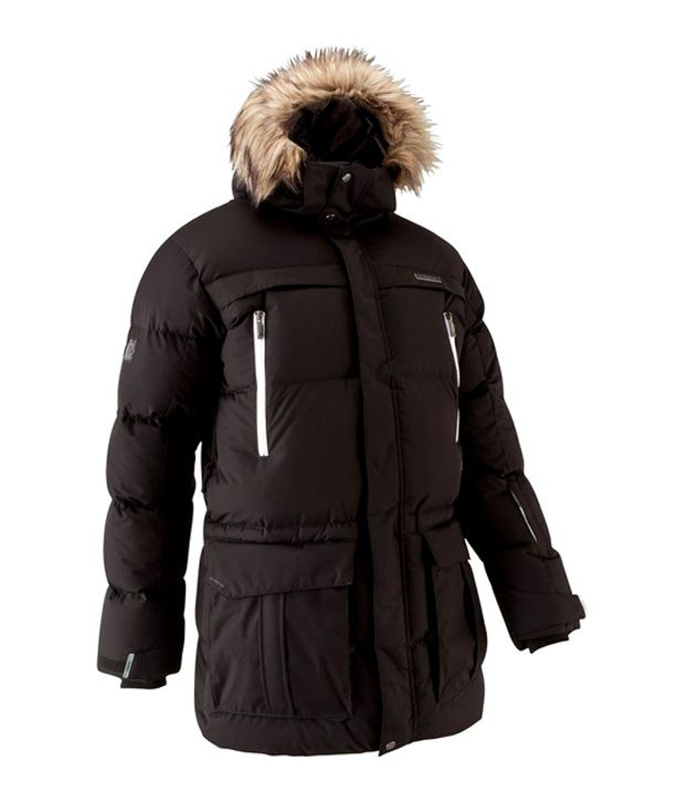 Quechua XTRA WARM LONG BLACK Hiking WARM WEAR 8281844