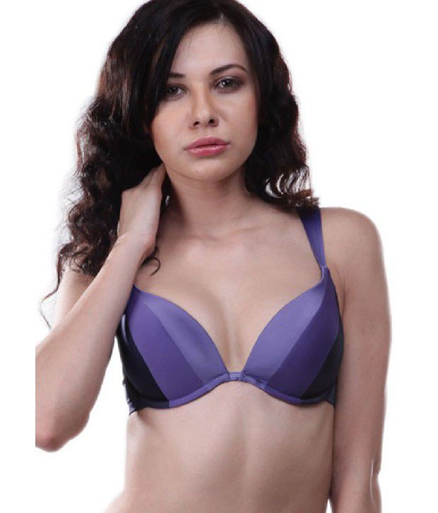 895d9ae3677 Buy Bwitch Blue - Push up Bra Online at Best Prices in India - Snapdeal