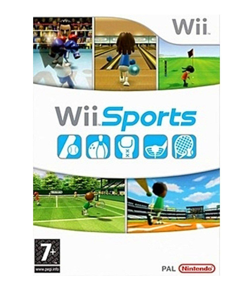 Buy Wii Sports Cd 43