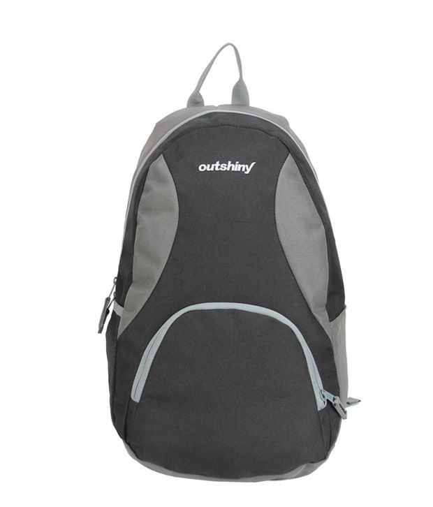 Outshiny Sany 3ST Black Backpack