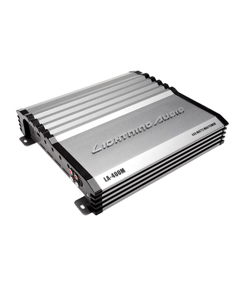 Lightning Audio - LA-400M - 400W Mono Amplifier