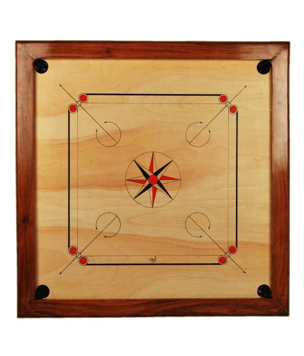 Osel Carrom Board Abshot 12Mm