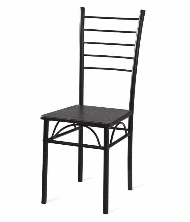 Nilkamal Avenger Dining Chair Black Buy Nilkamal Avenger Dining Chair Black