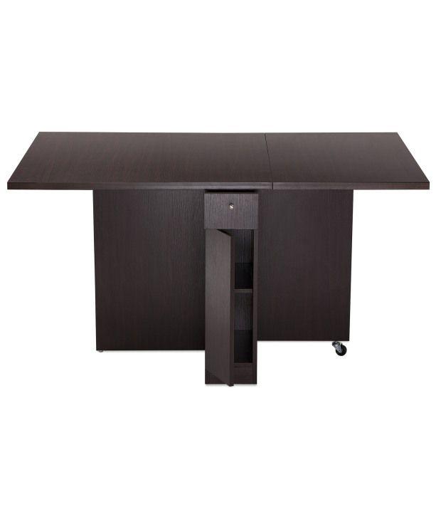 Nilkamal Hector Folding Dining Table Multipurposetable  : SDL3654412101385525044image1 e170e from www.snapdeal.com size 620 x 726 jpeg 18kB