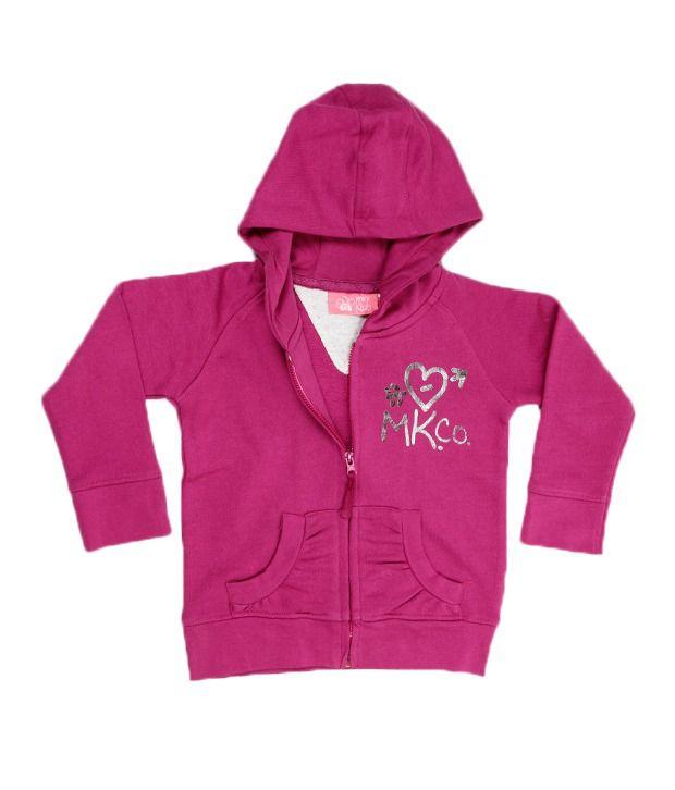 F S Miniklub Mini Klub Sweatshirt - cerise pink For Kids