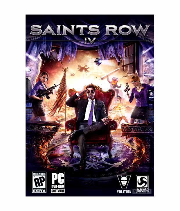 скачать торрент Saints Row Pc - фото 3