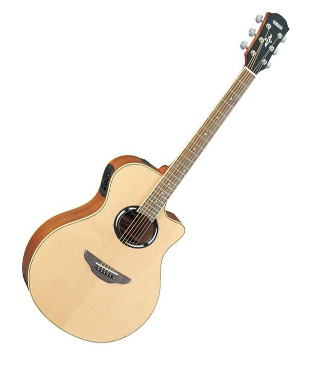 yamaha electric acoustic guitar apx500ii natural buy