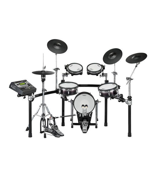 Roland TD-12KX V-Drums V-Stage series: Buy Roland TD-12KX V-Drums V