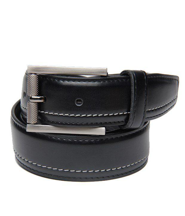 WalletsnBags Classy Black  Belt