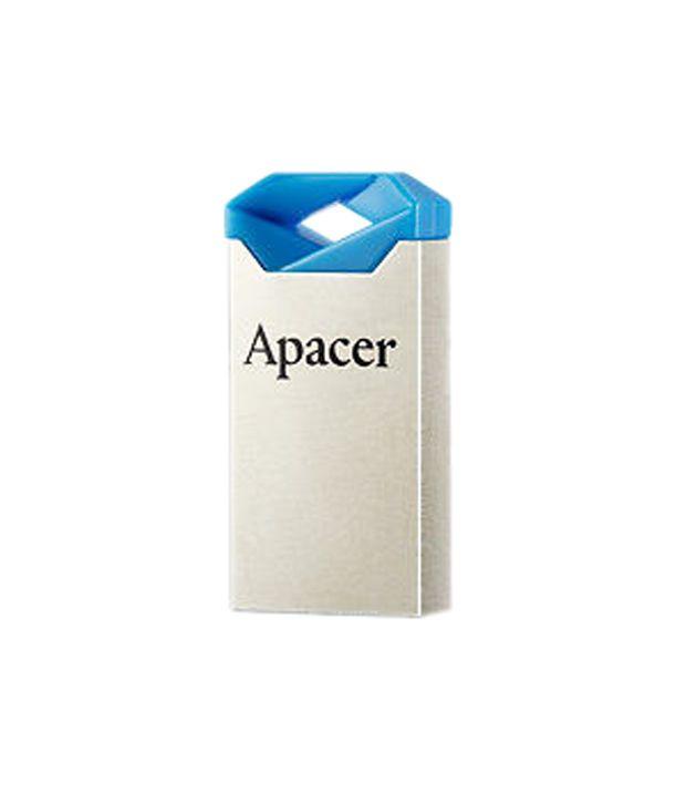 Apacer USB 2.0 Flash Drive AH111 8 GB Blue RP