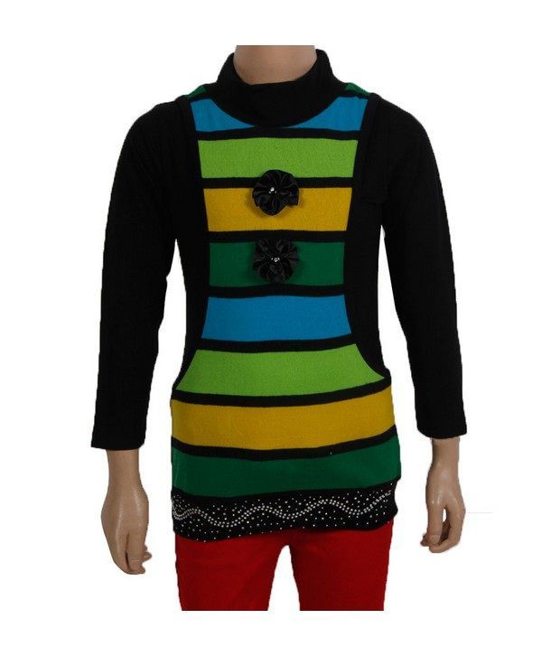 Just Beyond Green Sweatshirt For Kids