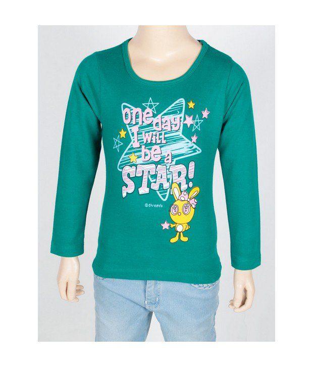 Threadz Sweatshirt For Kids