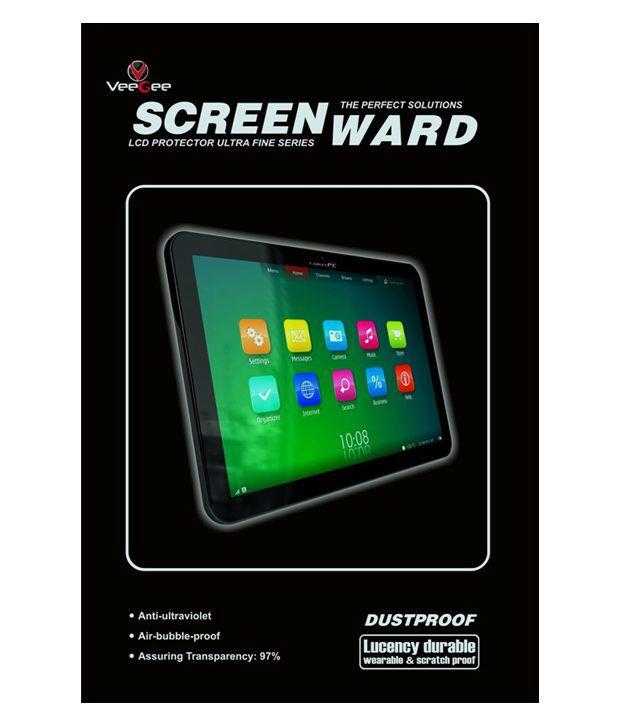Apple iPad Air Clear Screen Guard by SCREENWARD