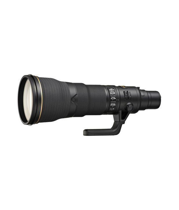 Nikon AF-S NIKKOR 800mm f/5.6E FL ED VR Lens for Nikon Digital SLRs