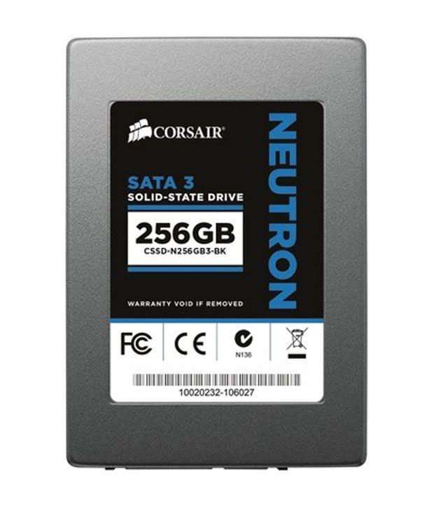 Corsair Neutron Series 256 GB SSD(Solid State Drive)