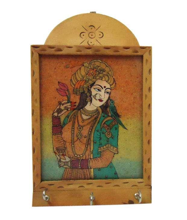 Universum Lady Painting Key Stand